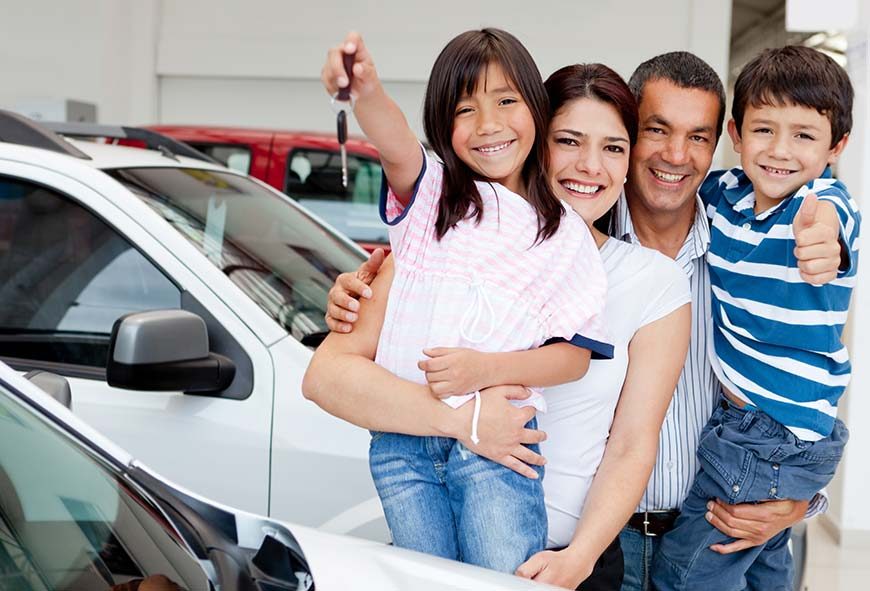 The benefits of car buying