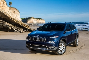 New 2014 Jeep Cherokee