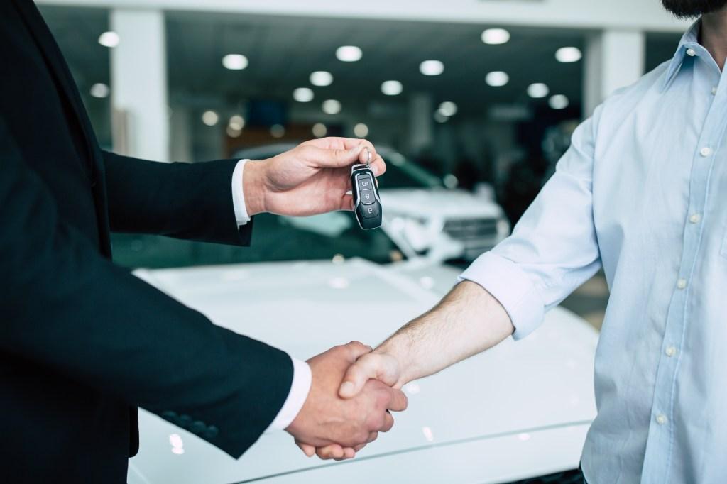 Auto leasing