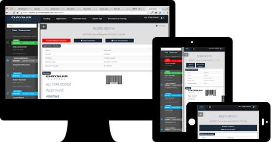 Chrysler Dealer Connect >> Dealer Login Dealerconnect Chrysler Capital