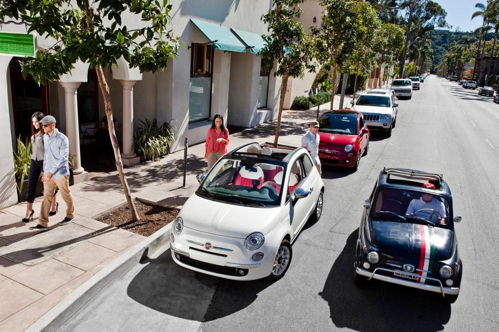 Car lease, FIAT® 500c