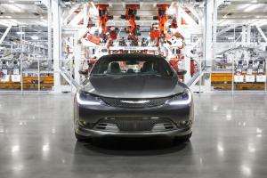 The making of a Chrysler 200
