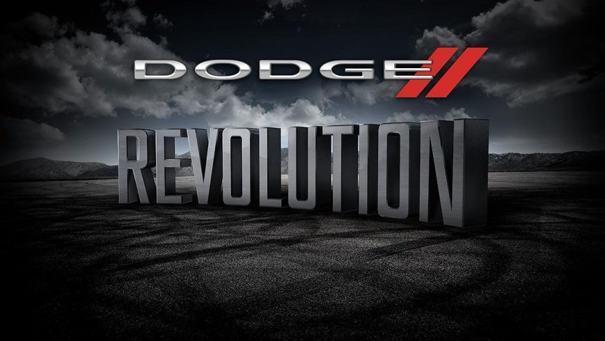 Dodge Revolution is serious fun