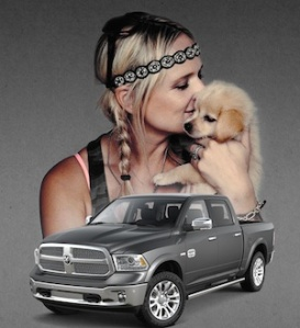 ram trucks and miranda lambert