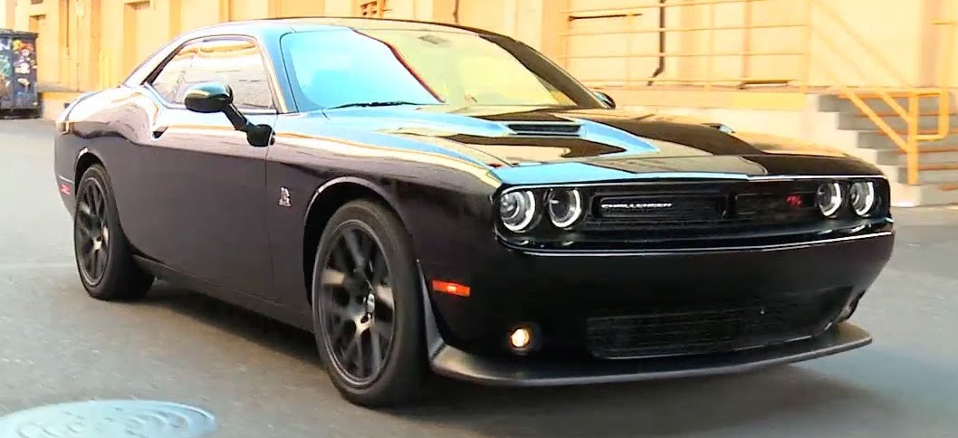 An afternoon in a Dodge Challenger 6.4L Pack – No apologies ...