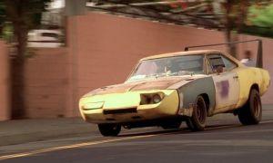 021015 CC David Spade drops $900,000 on a 1969 Dodge Daytona
