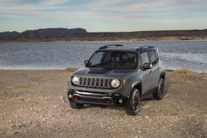 Jeep Renegade named finalist in World Car Awards