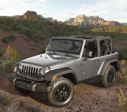 Jeep® Wrangler