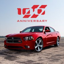 100th anniversary Dodge Charger