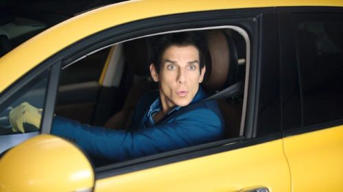 """Derek Zoolander is face of new Fiat 500X advertising campaign in partnership with FIAT Brand and Paramount Pictures upcoming film """"Zoolander No. 2"""" (PRNewsFoto/FCA US LLC)"""