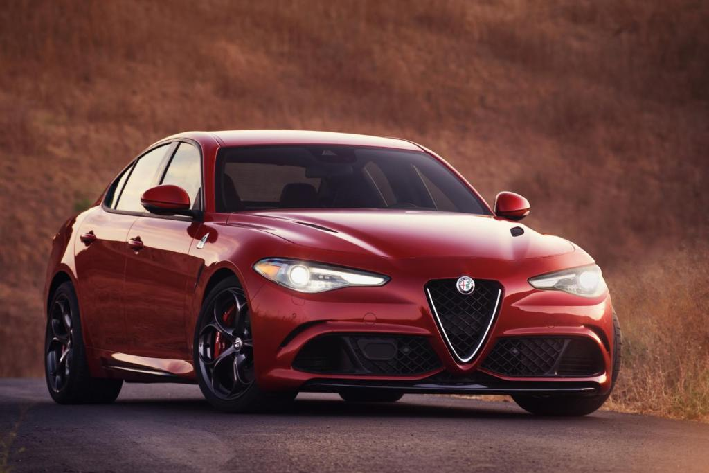 042716 CC Prepare to fall in love with the all-new Alfa Romeo Giulia 1
