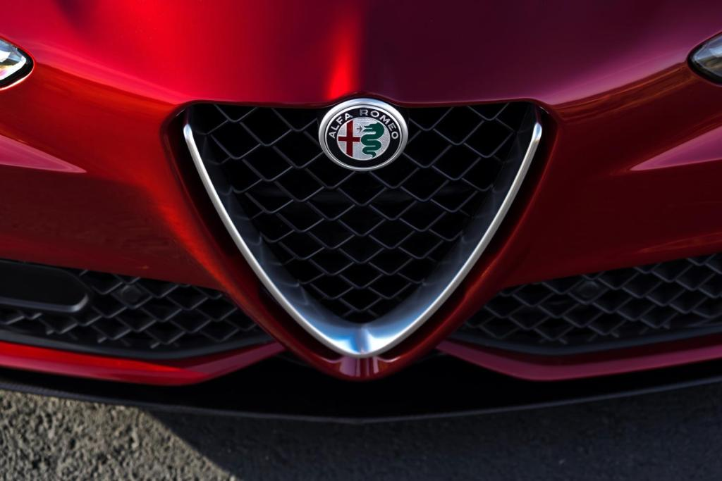 042716 CC Prepare to fall in love with the all-new Alfa Romeo Giulia 2