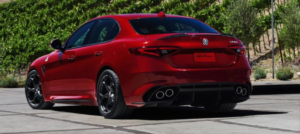 042716 CC Prepare to fall in love with the all-new Alfa Romeo Giulia 3