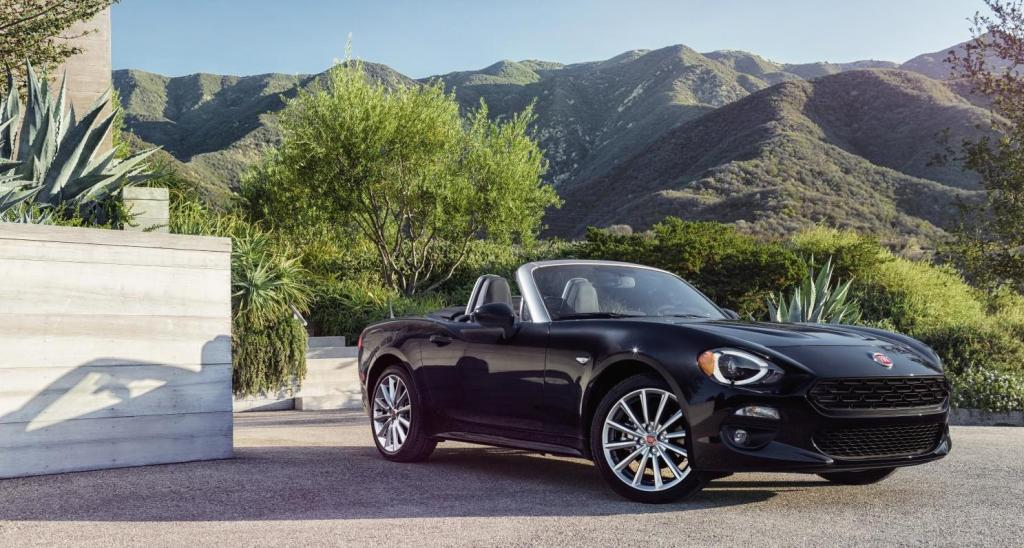 050416 CC Bring on summer, bring on the spider! The FIAT® Spider, that is…1