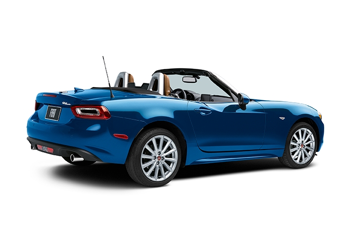 050416 CC Bring on summer, bring on the spider! The FIAT® Spider, that is…2