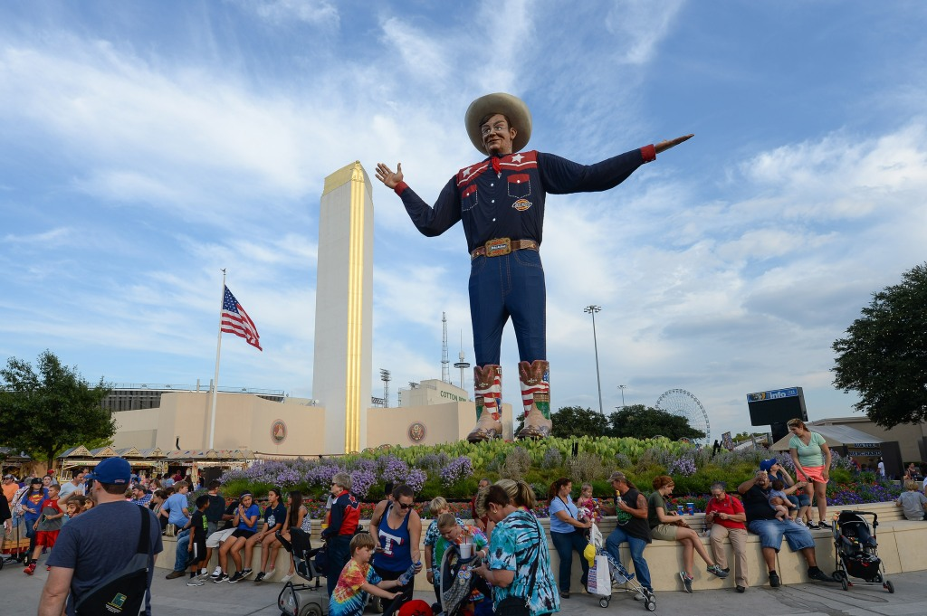 Photo courtesy Kevin Brown/State Fair of Texas