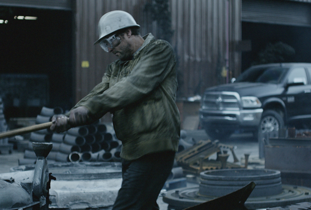 "Ram Trucks joins millions of American's coming together this Thanksgiving as the brand salutes families and hard workers in ""Praise,"" a new 90-second video airing Thursday, Nov. 24, during NFL football games on CBS and FOX."