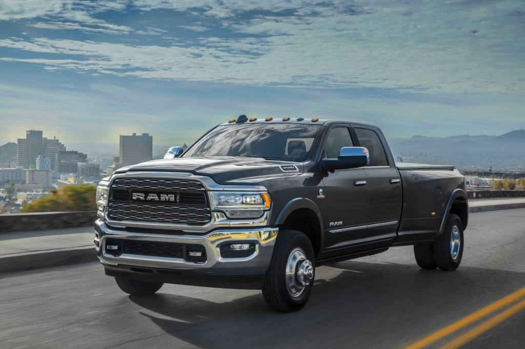 2020 Ram Heavy Duty truck