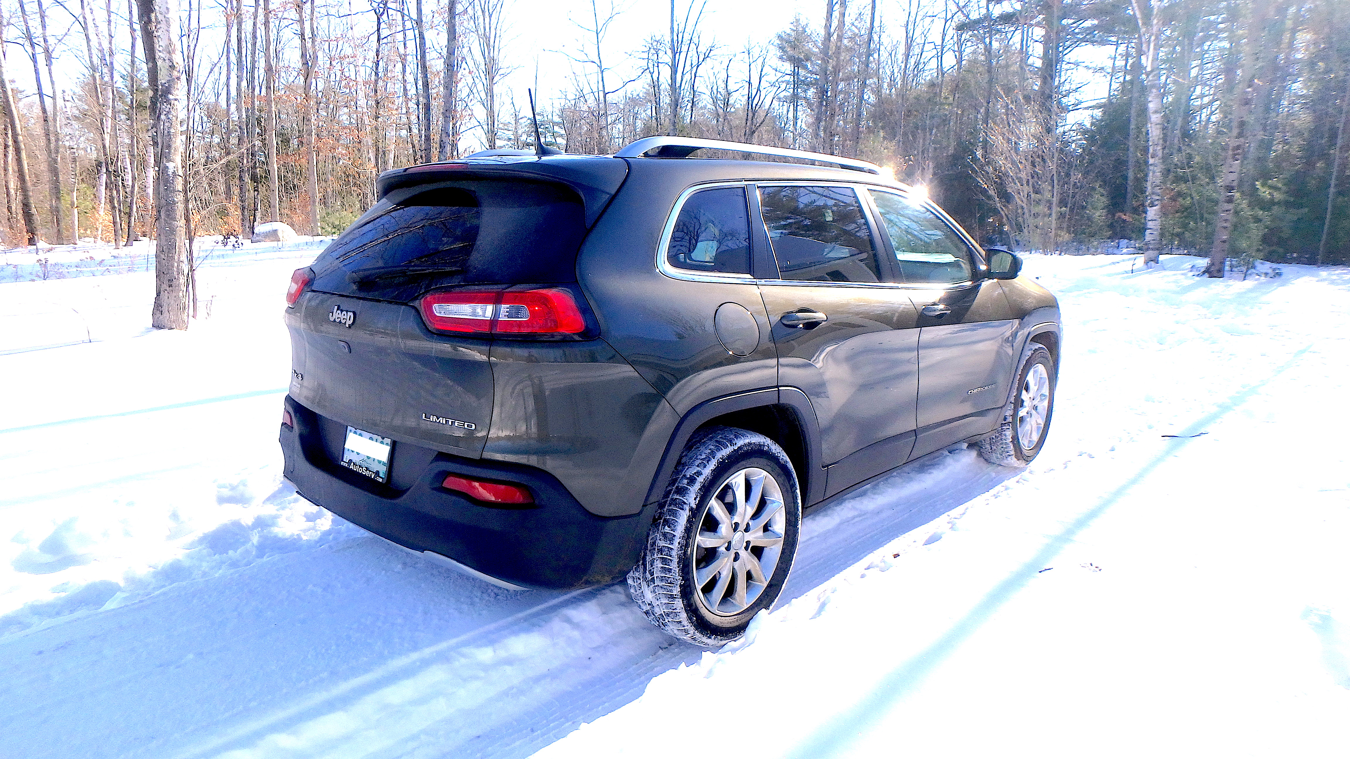 Introducing our latest addition – my long-awaited Jeep ...
