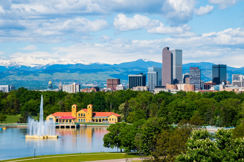 Alternative Labor Day destinations Denver