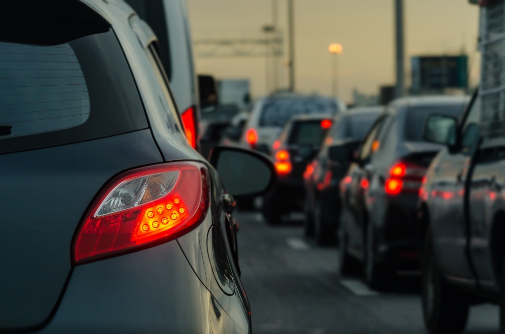 phantom traffic jam