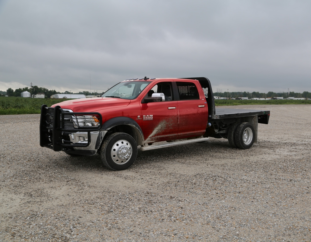 2018 Ram Harvest Edition Chassis Cab