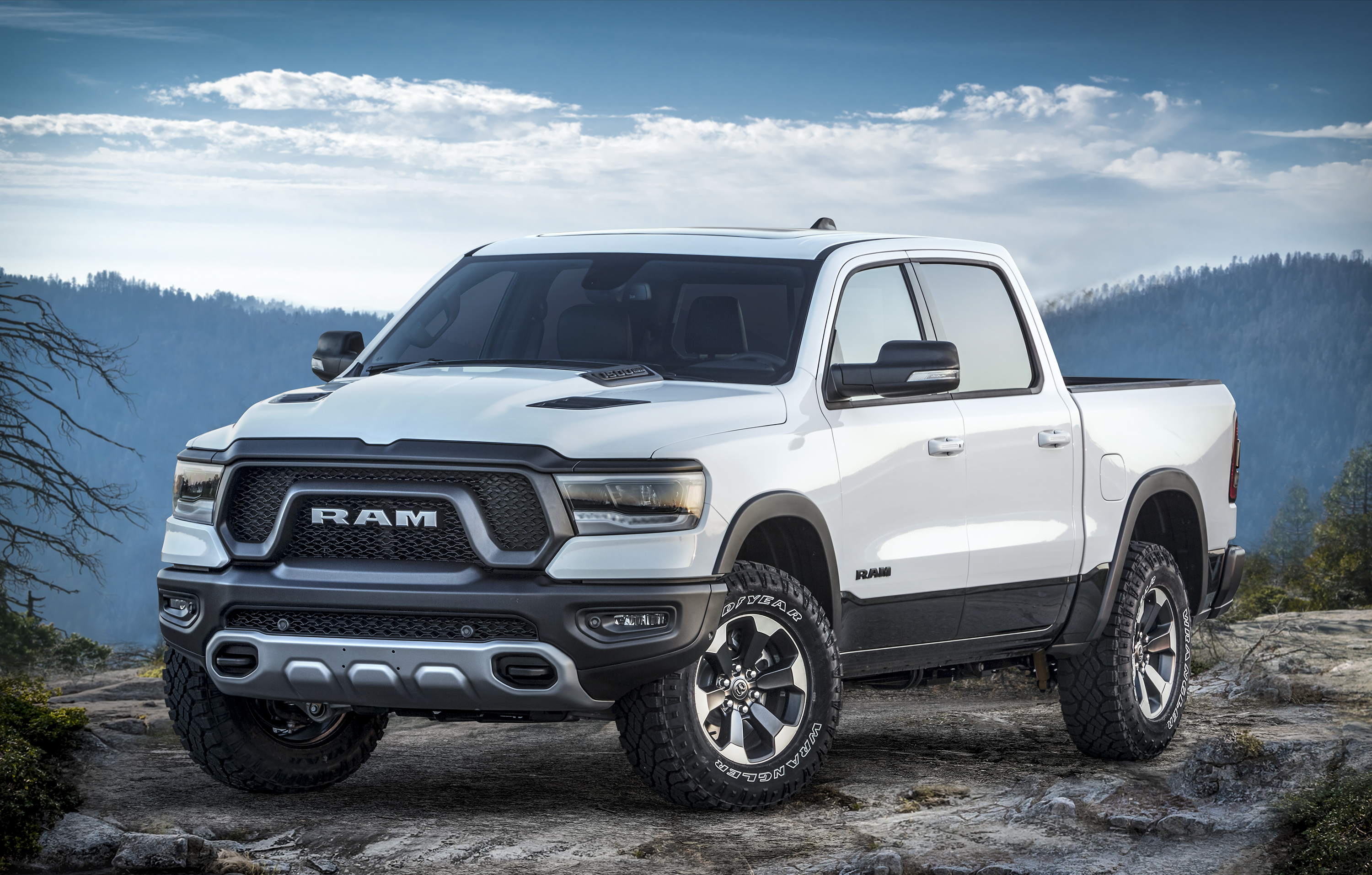 Chrysler Capital Finance >> You'll want to see the interior of the new 2019 Ram 1500 Rebel 12 - Chrysler Capital