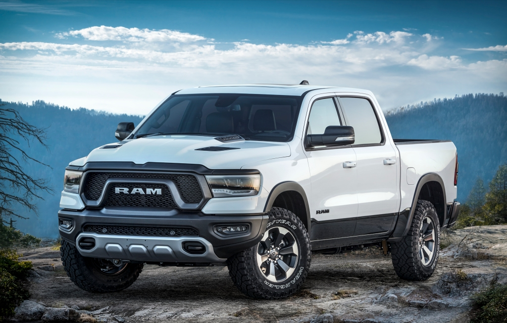You Ll Want To See The Interior Of The New 2019 Ram 1500 Rebel 12