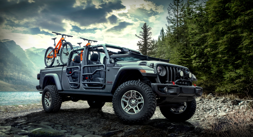 Jeep Gladiator most anticipated vehicle