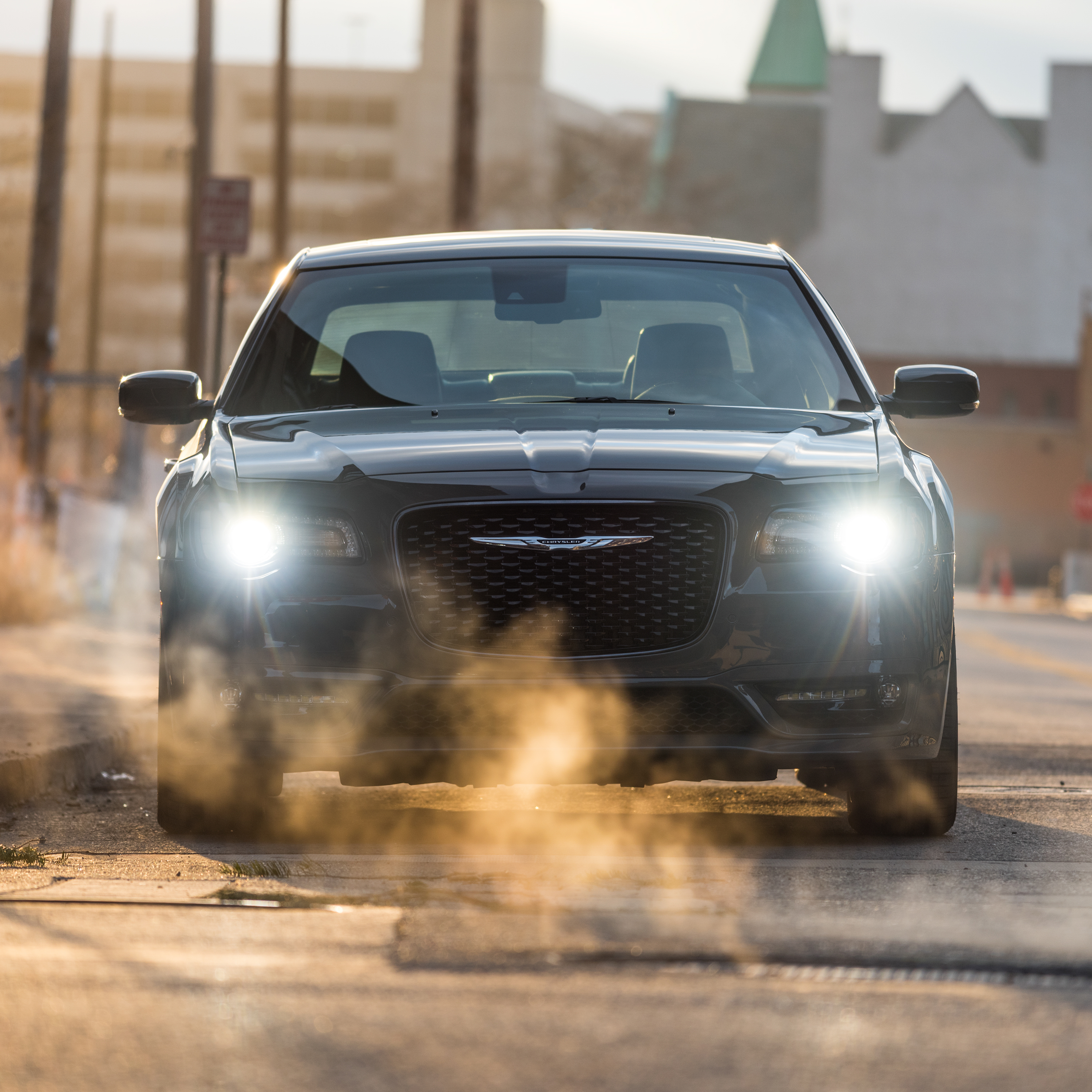 Chrysler 300 Named Buyers Most Wanted Vehicle