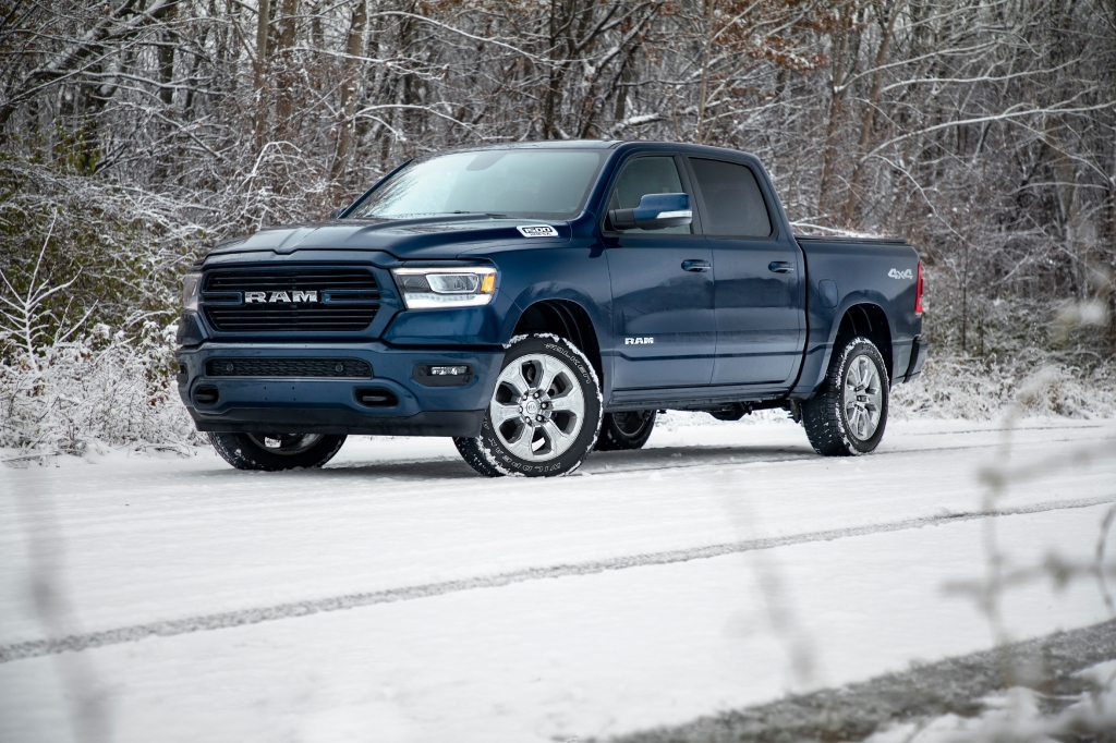 Ram 1500, Chrysler Pacifica 10Best Trucks and SUVs