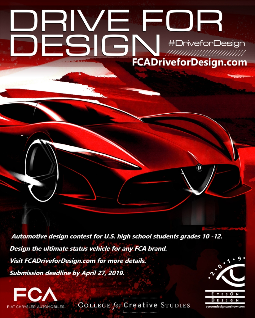 FCA US LLC automotive design