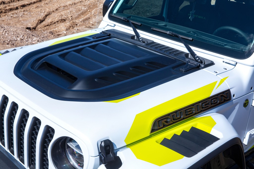 Jeep Flatbill front bumper