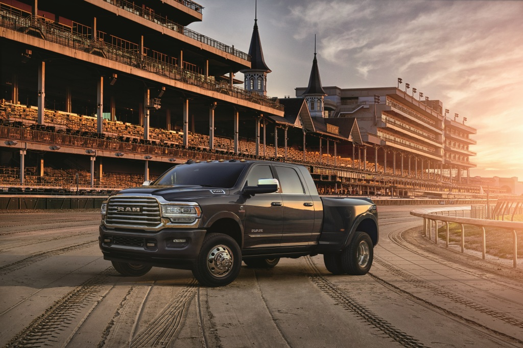 2019 Ram Heavy Duty Kentucky Derby Edition