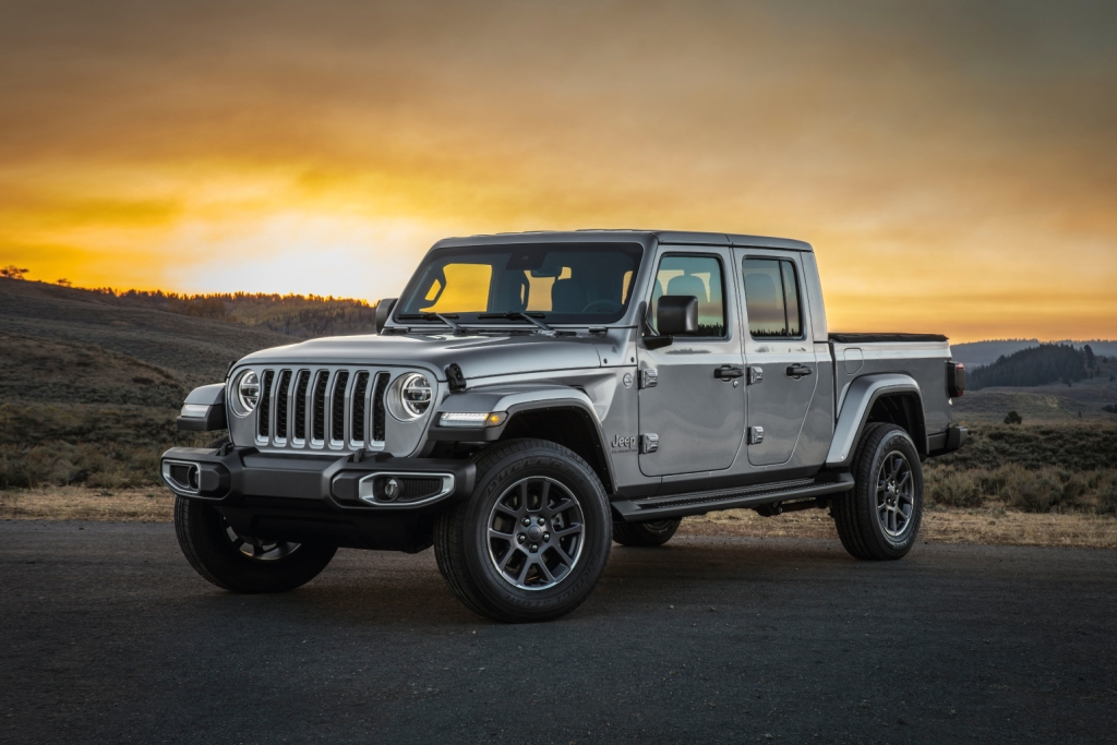 Jeep® Gladiator sunset