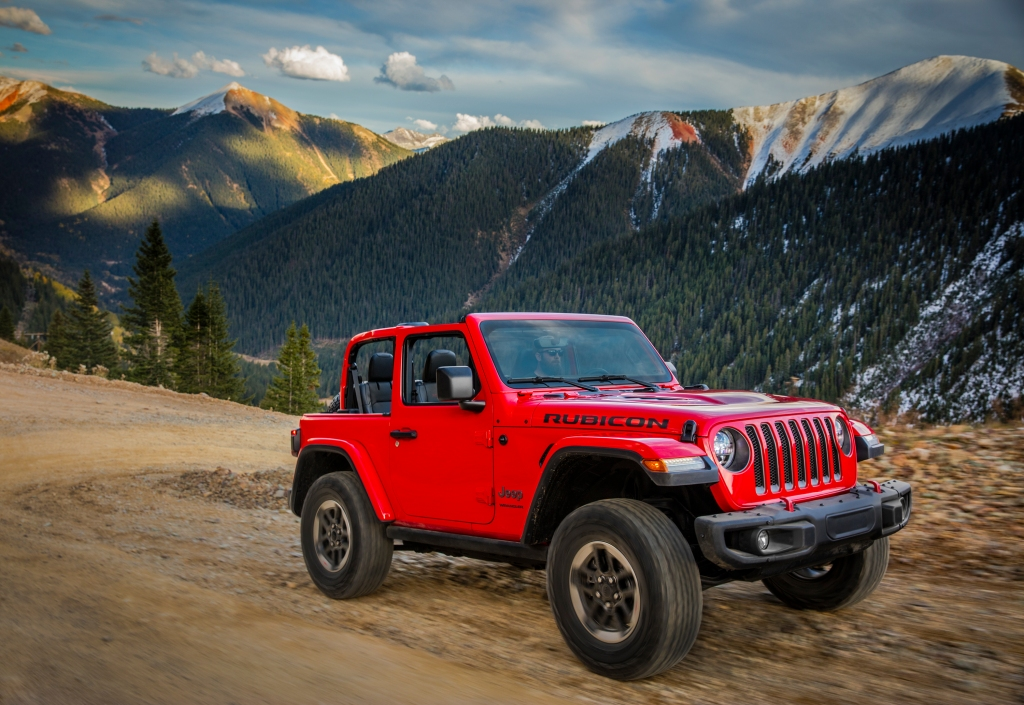 Jeep Wrangler, Best Cars for Dog Lovers