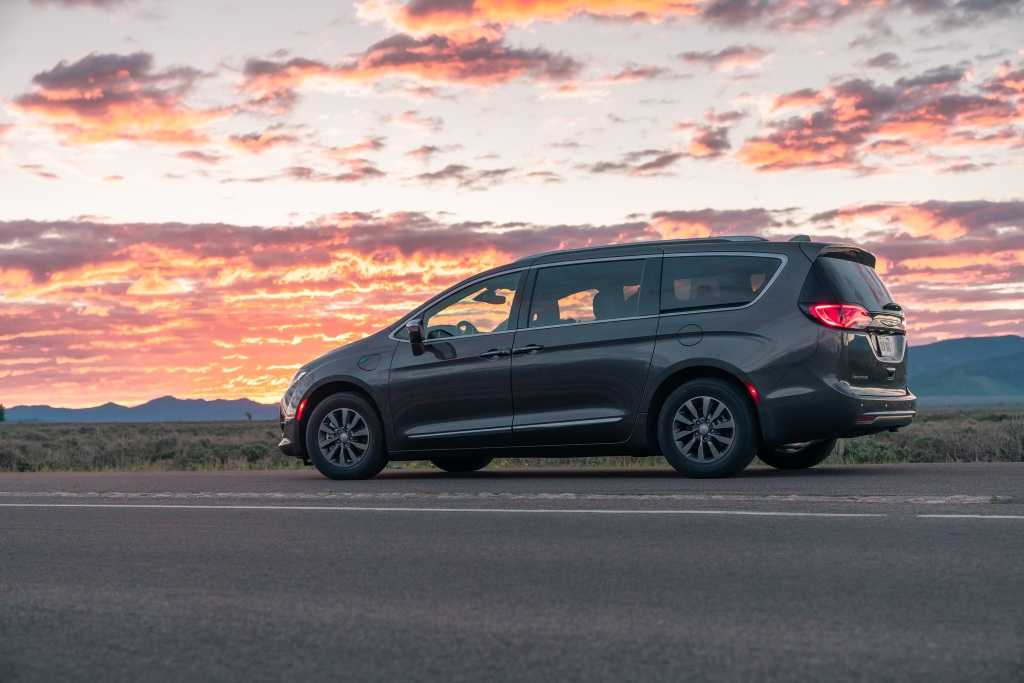 Chrysler Pacifica Best Electric Vehicle