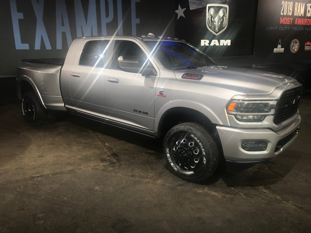 2020 Ram Heavy Duty Night Edition Texas State Fair
