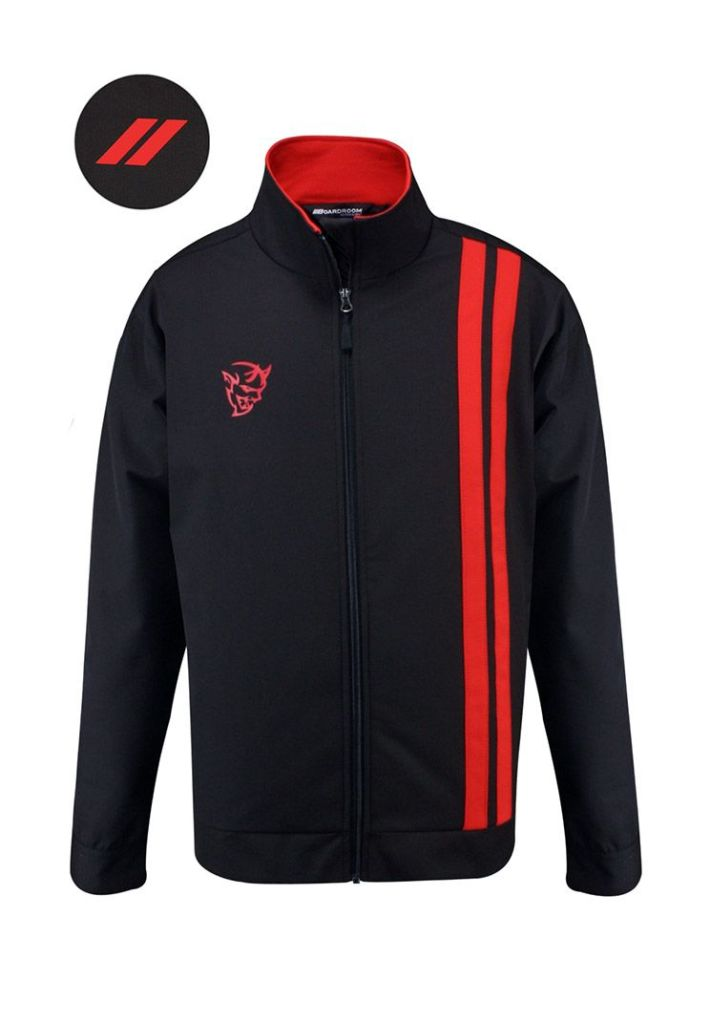 Dodge Men's Street Race Jacket