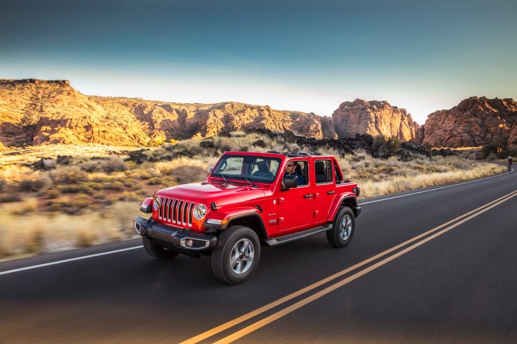 2020 Jeep Wrangler EcoDiesel