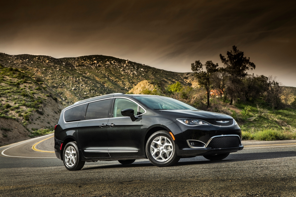 Chrysler Pacifica, Best vehicle of 2010s
