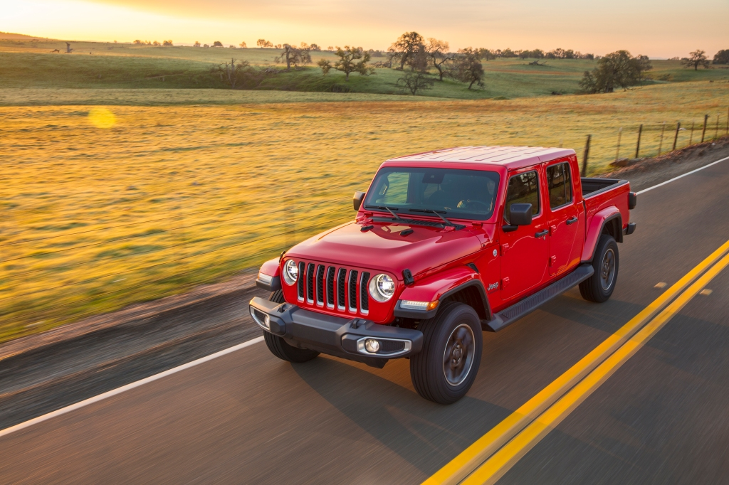 Jeep Gladiator, Best vehicle of 2010s