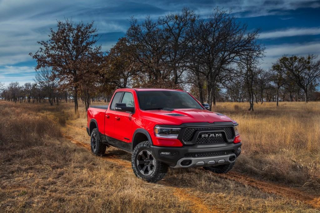 Top Chrysler Capital blog 2020 Ram 1500