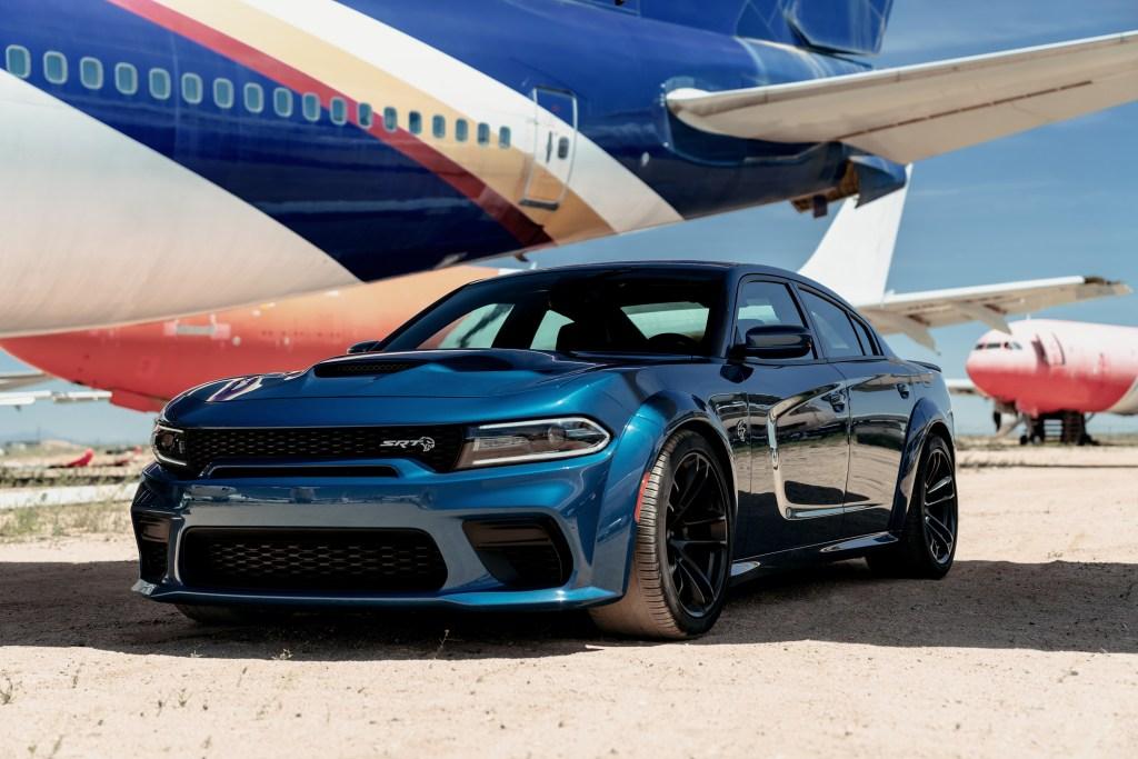 Dodge record sales 2019
