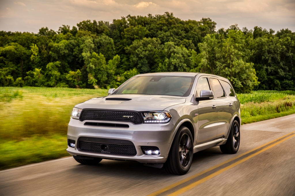 Dodge Durango spring break road trip