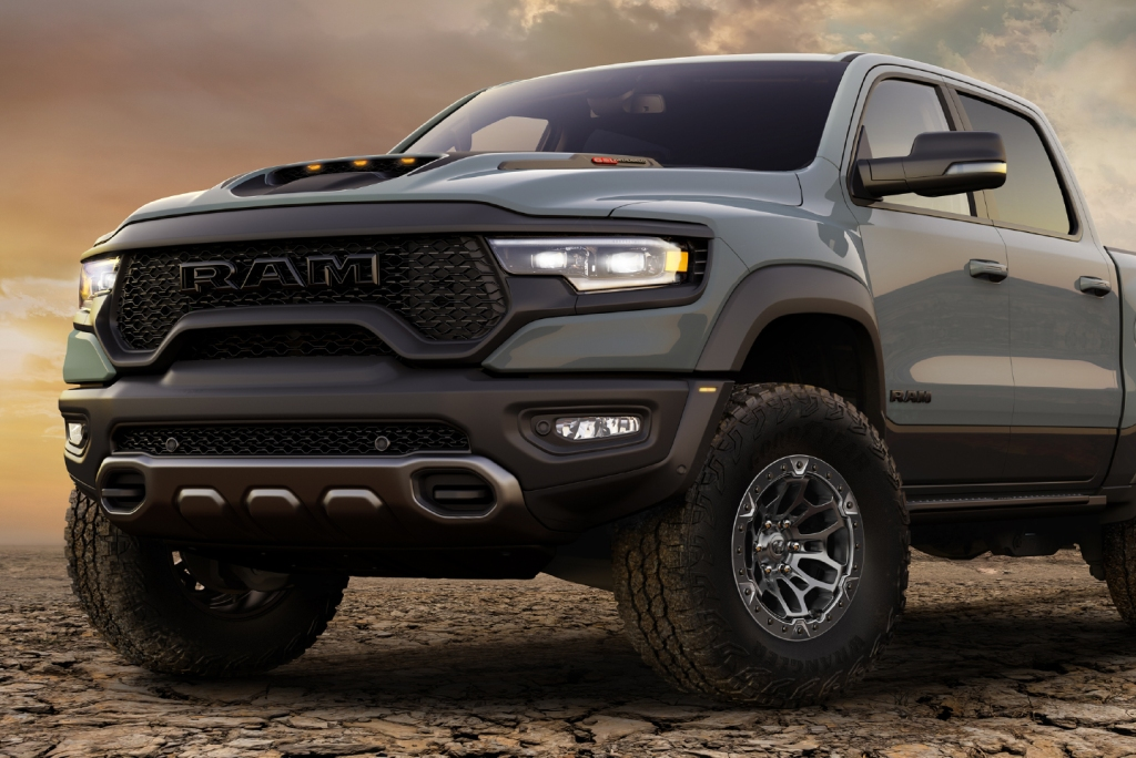 Ram 1500 TRX Launch Edition